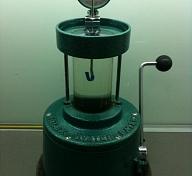 1970s ROLEX OYSTER WATER PROOFING TEST MACHINE